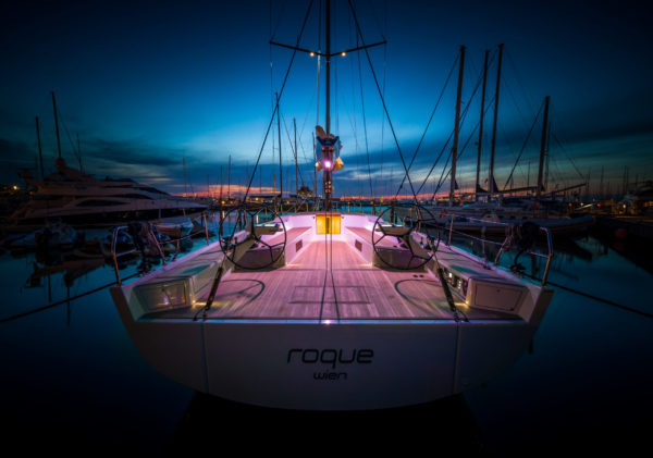 Forlì, Italy, 27 May 2016. The new Grand Soleil 58 no. 1 by Cantiere del Pardo Ph: Guido Cantini /Sea&See
